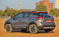 Nissan Kicks Launched in India Starting from INR 9.5 lac 5