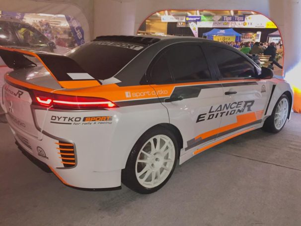 New Lancer Edition R 2019 - by Proto Cars and Dytko Sport 15
