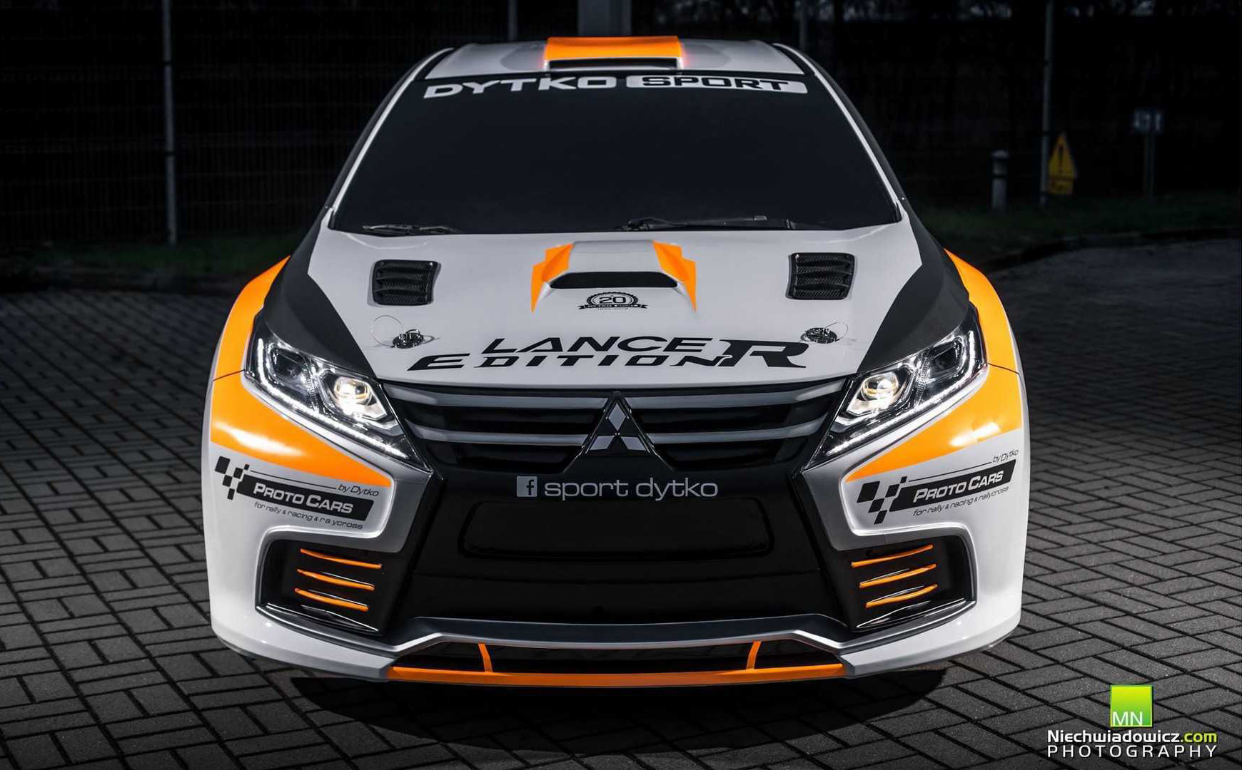New Lancer Edition R 2019 - by Proto Cars and Dytko Sport 2