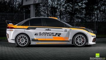 New Lancer Edition R 2019 - by Proto Cars and Dytko Sport 7