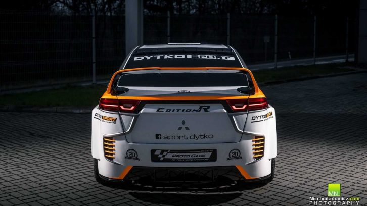 New Lancer Edition R 2019 - by Proto Cars and Dytko Sport 9