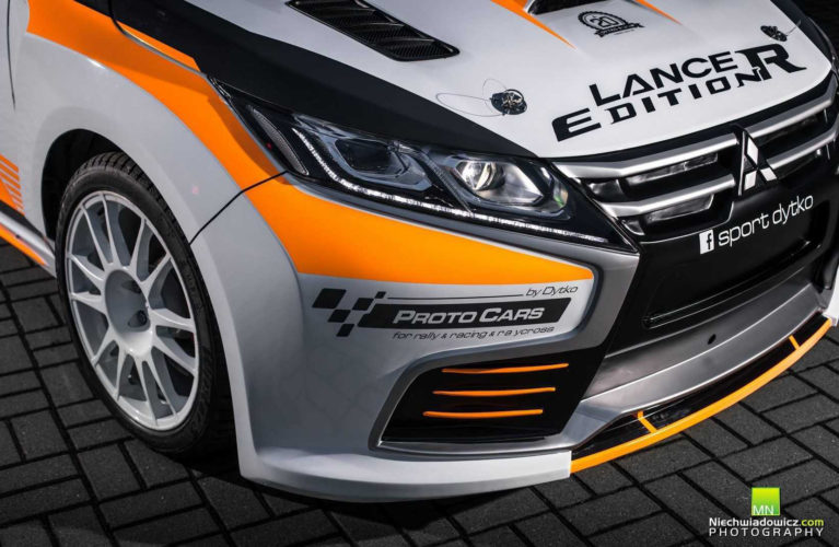 New Lancer Edition R 2019 - by Proto Cars and Dytko Sport 3