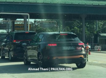 Entire Lynk & Co Range Spotted in Malaysia 3