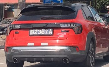 Entire Lynk & Co Range Spotted in Malaysia 19