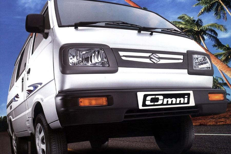Maruti Omni to Finally Discontinue in India 1