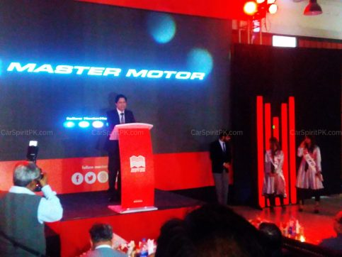 Master Motor Inaugurates Its First 5S Facility in Karachi 4