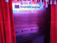 Master Motor Inaugurates Its First 5S Facility in Karachi 7