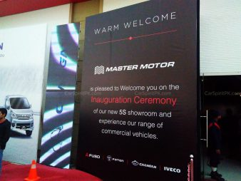 Master Motor Inaugurates Its First 5S Facility in Karachi 10