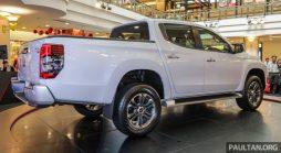 2019 Mitsubishi Triton Launched in Malaysia 4