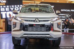 2019 Mitsubishi Triton Launched in Malaysia 5