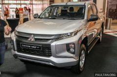 2019 Mitsubishi Triton Launched in Malaysia 14