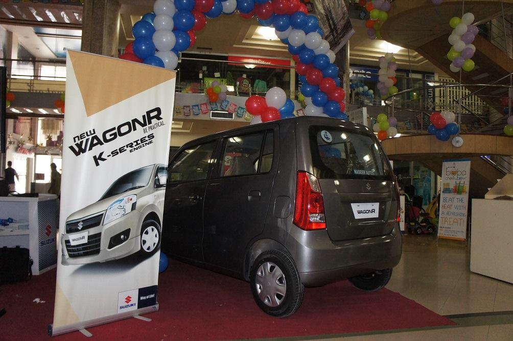 Pak Suzuki WagonR Nearing its End? 5