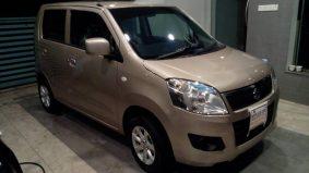 Suzuki Wagon R- Here vs There 14