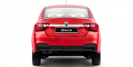 The Upcoming 1.3L Proton Saga Sedan 10