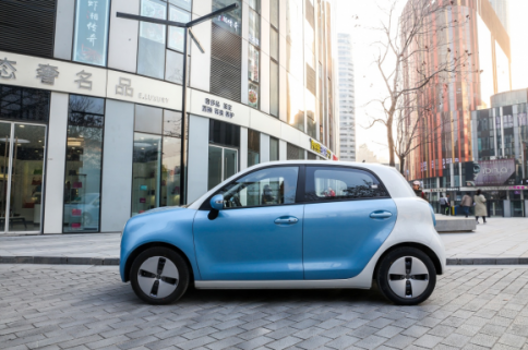ORA R1 is the World's Cheapest Electric Car 12