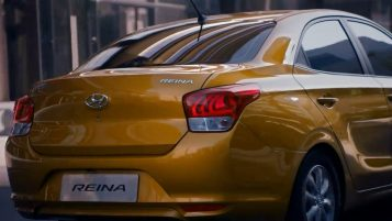 Hyundai to Introduce China-Made Reina in Southeast Asian Markets 7