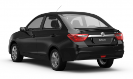 The Upcoming 1.3L Proton Saga Sedan 9