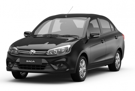 The Upcoming 1.3L Proton Saga Sedan 8