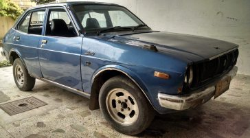 Remembering the Toyota Starlet 16