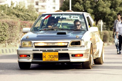 Remembering the Toyota Starlet 23