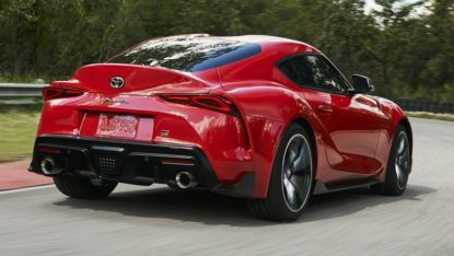 2019 GR Toyota Supra Revealed 9