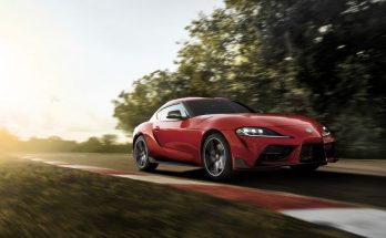 BMW Recalls Toyota Supra in USA 2
