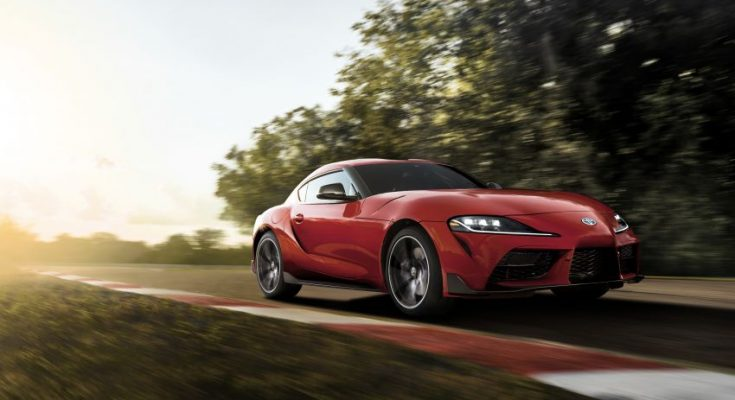 BMW Recalls Toyota Supra in USA 1