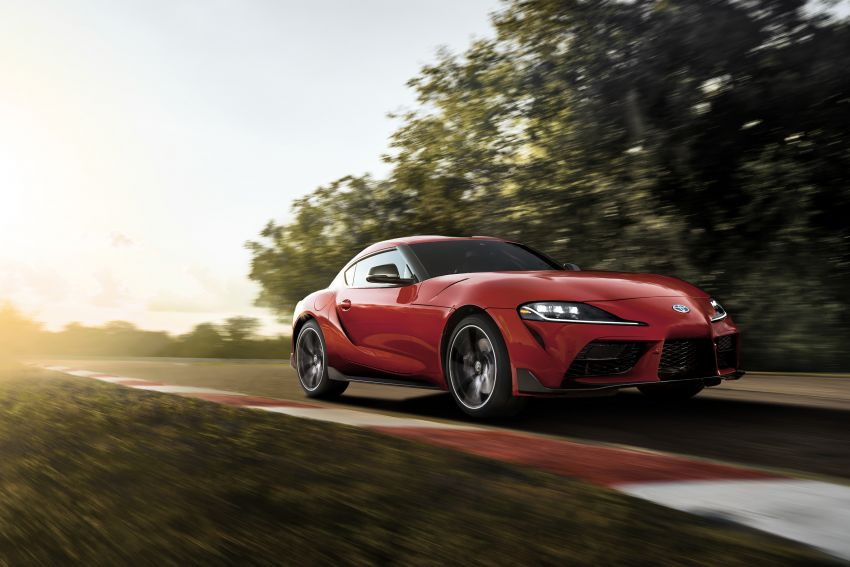 BMW Recalls Toyota Supra in USA 3
