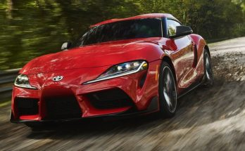 2019 GR Toyota Supra Revealed 16