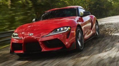 2019 GR Toyota Supra Revealed 8