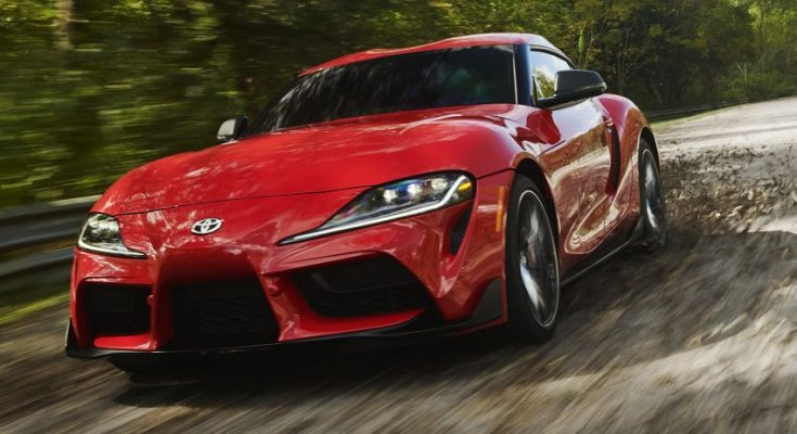 2019 GR Toyota Supra Revealed 1