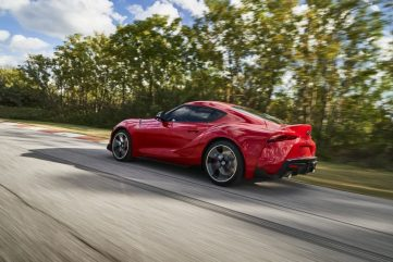 2019 GR Toyota Supra Revealed 3