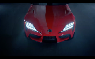 Toyota Supra A90 Accidentally Unveiled Ahead of Debut 6