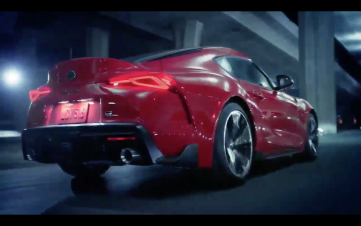 Toyota Supra A90 Accidentally Unveiled Ahead of Debut 8