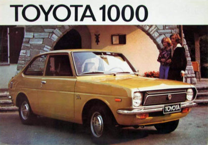 Remembering the Toyota Starlet 3