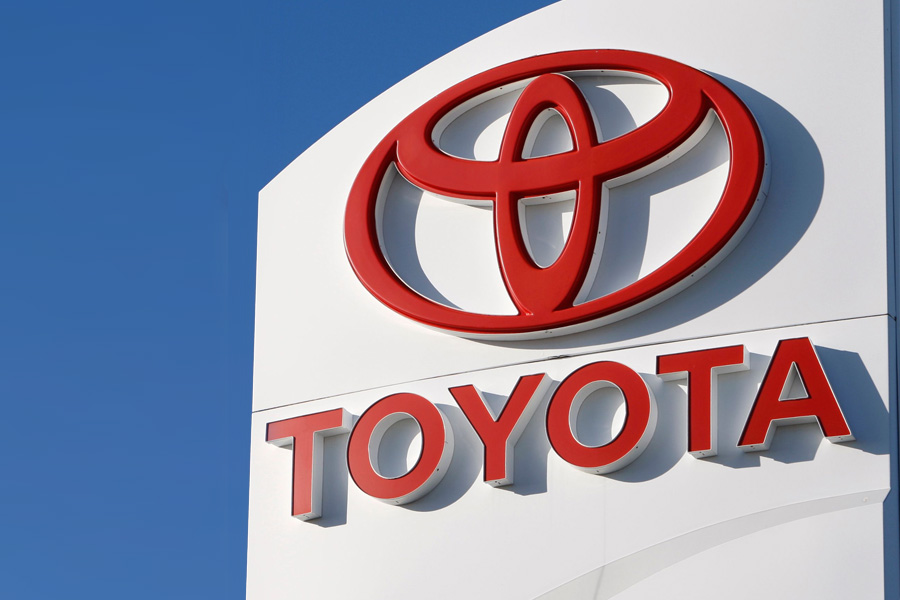 Toyota Recalls 1 7 million Vehicles in North America to Fix Airbags