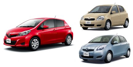 Toyota Discontinues Vitz Nameplate in Japan 5
