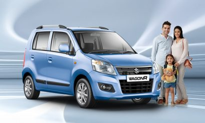 Suzuki Wagon R- Here vs There 2