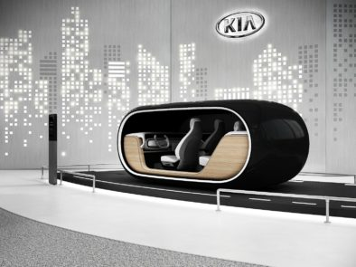 Kia R.E.A.D.s Your Moods & Adapts The Interior 9