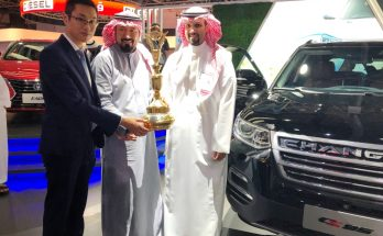 Changan CS95 Wins Car of the Year Award in Saudi Arabia 10