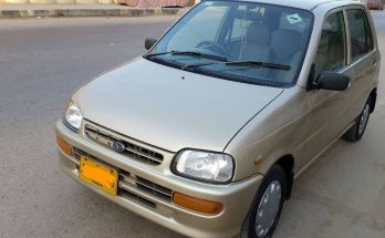 Daihatsu Cuore is Badly Missed 2