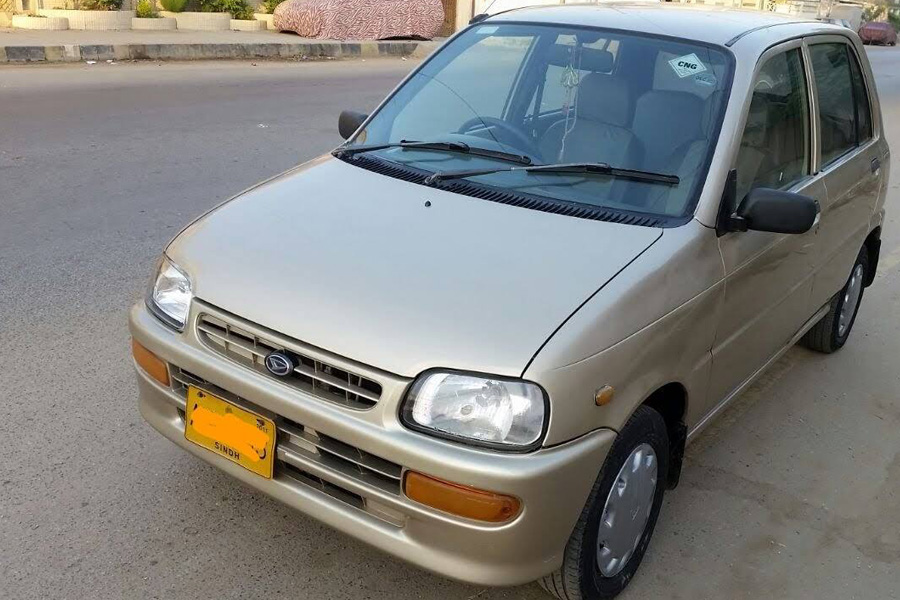 Daihatsu Cuore is Badly Missed 4