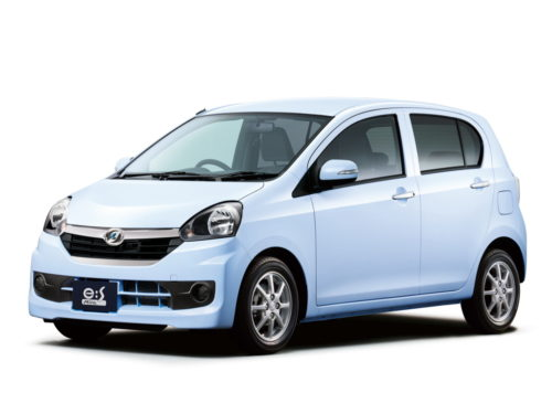 Daihatsu Cuore is Badly Missed 6