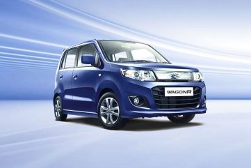 Suzuki Wagon R- Here vs There 6