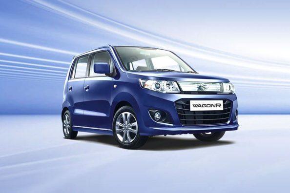 Suzuki Wagon R- Here vs There 3