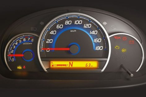 Suzuki Wagon R- Here vs There 10