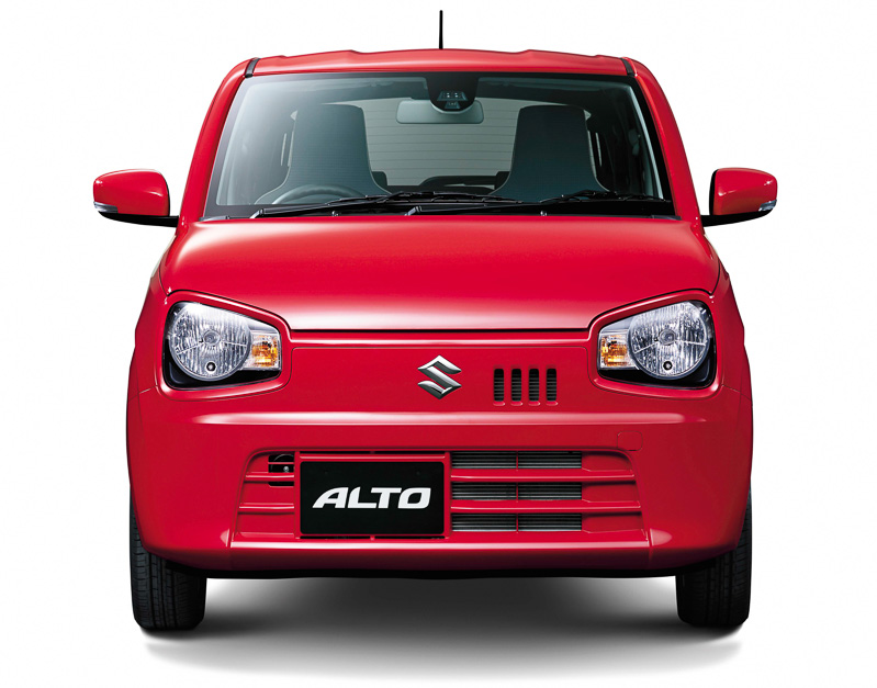 Pak Suzuki Alto 660cc to Debut on 12th April 1