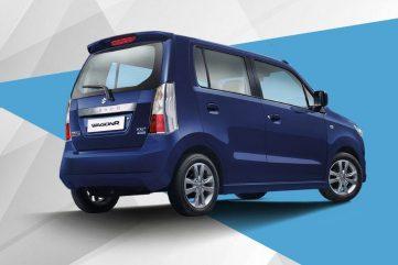 Suzuki Wagon R- Here vs There 7