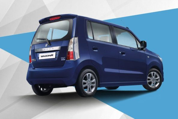 Suzuki Wagon R- Here vs There 4