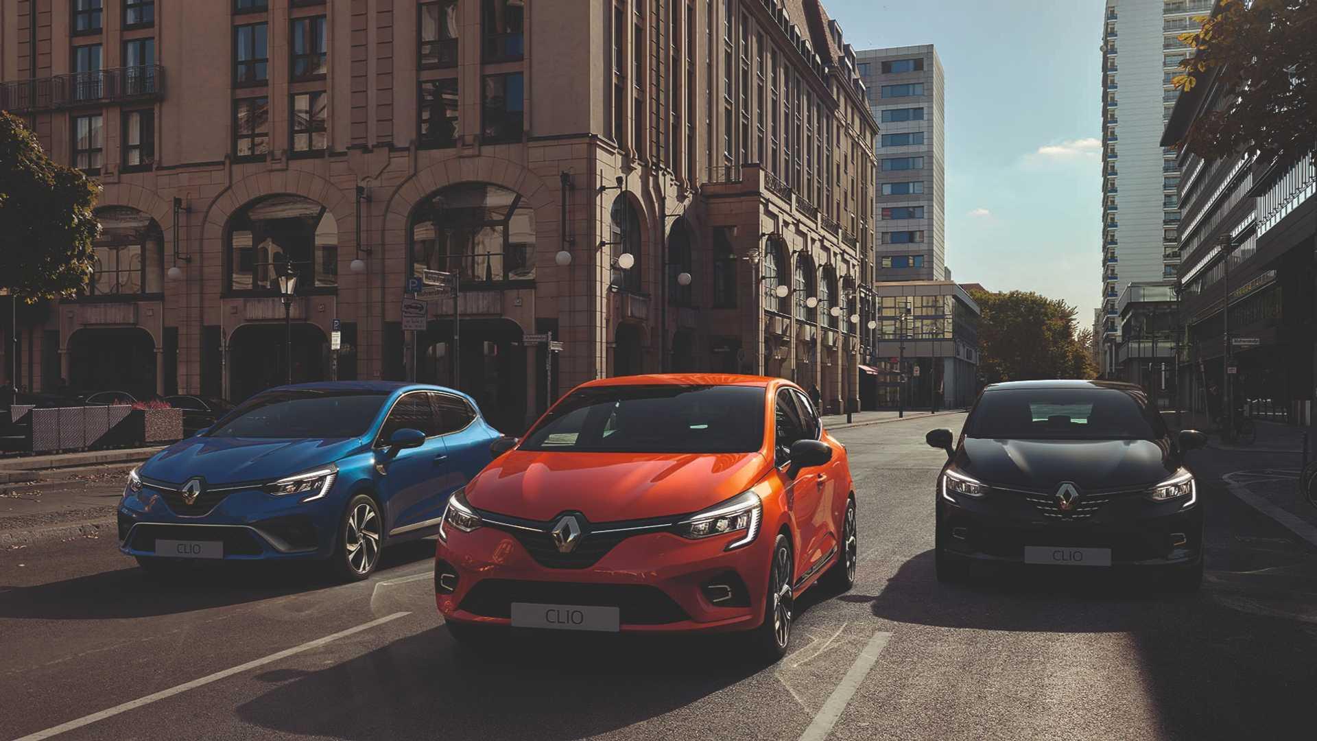 2019 Renault Clio V Revealed Ahead of Geneva Debut 13